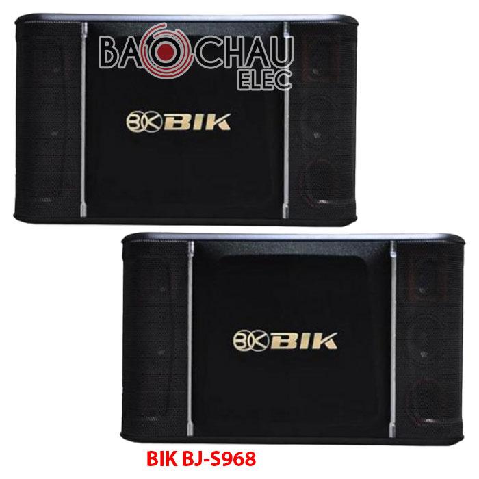 Loa karaoke Bik BJ-S968 – Loa BIK 968