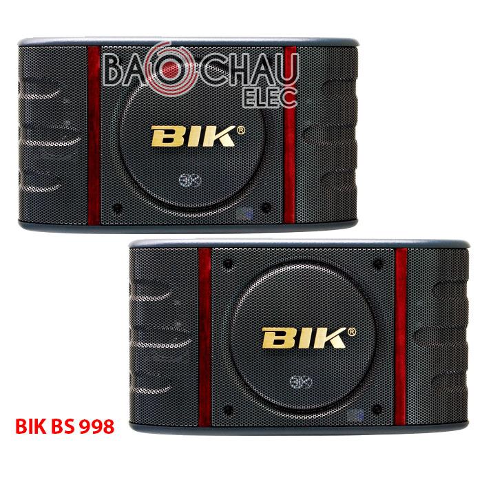 Loa BIK 998 – Loa karaoke BIK BS 998