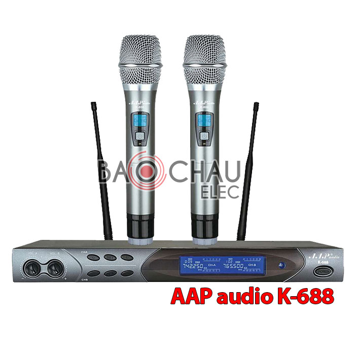 Micro AAP audio K688