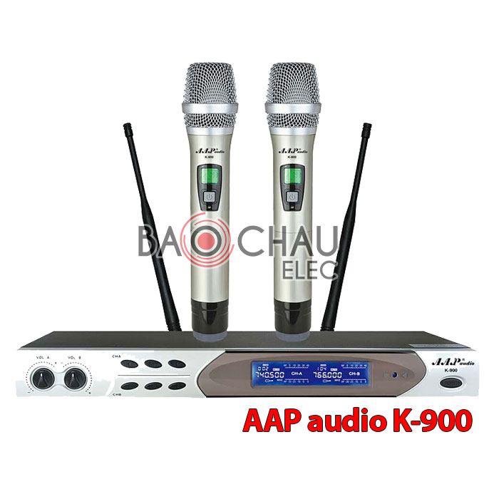 Micro AAP audio K900