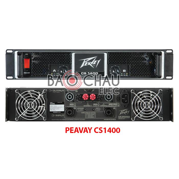 Peavey CS 1400
