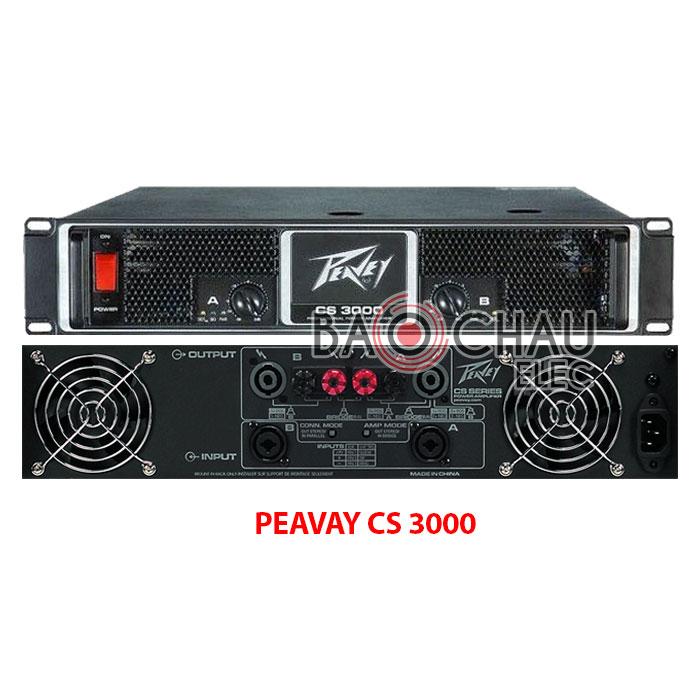 Peavey CS 3000