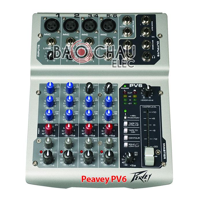 Peavey PV6