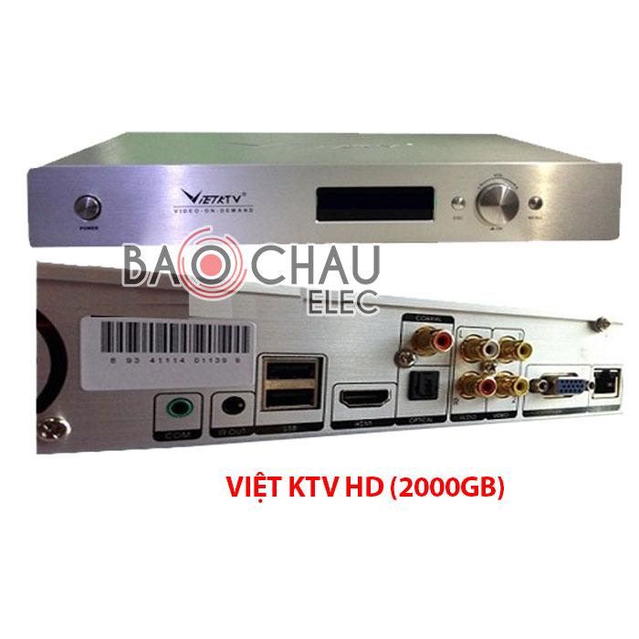 Việt KTV HD (2000GB)