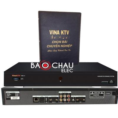 Đầu Vina KTV 2000Gb V6++