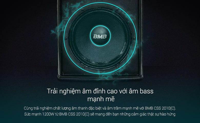 Loa BMB CSS 2010 Like new cho trải nghiệm âm bass đỉnh cao