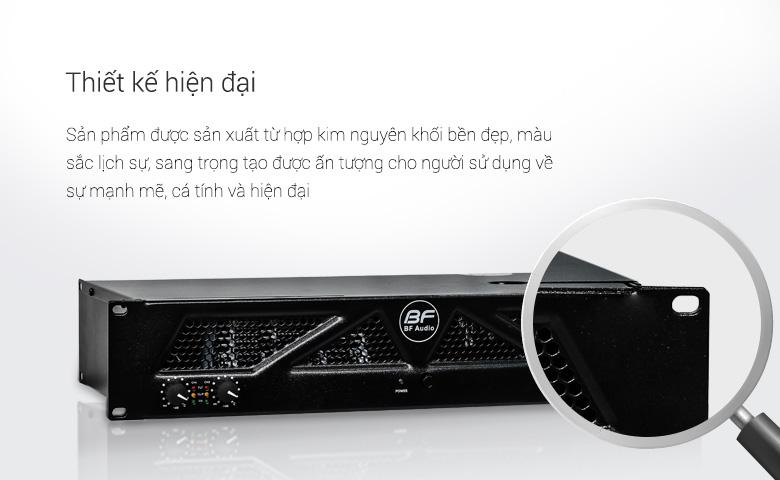 Cục đẩy BF Audio J700 thiết kế đẹp mắt