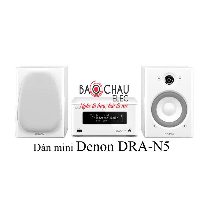 Dàn mini Denon DRA-N5