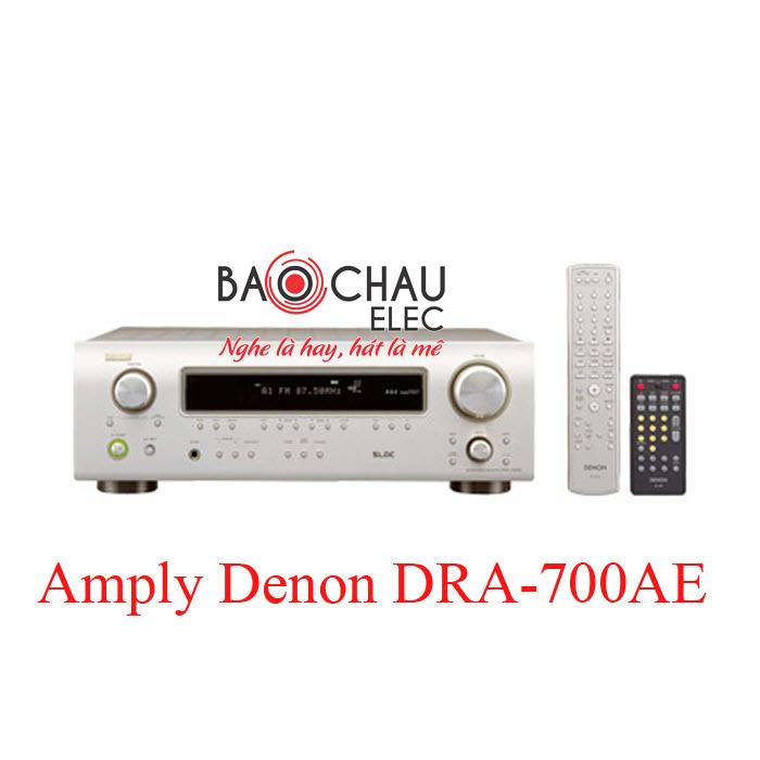 Amply Denon DRA 700AE