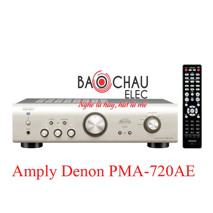 Amply-Denon-PMA-720AE
