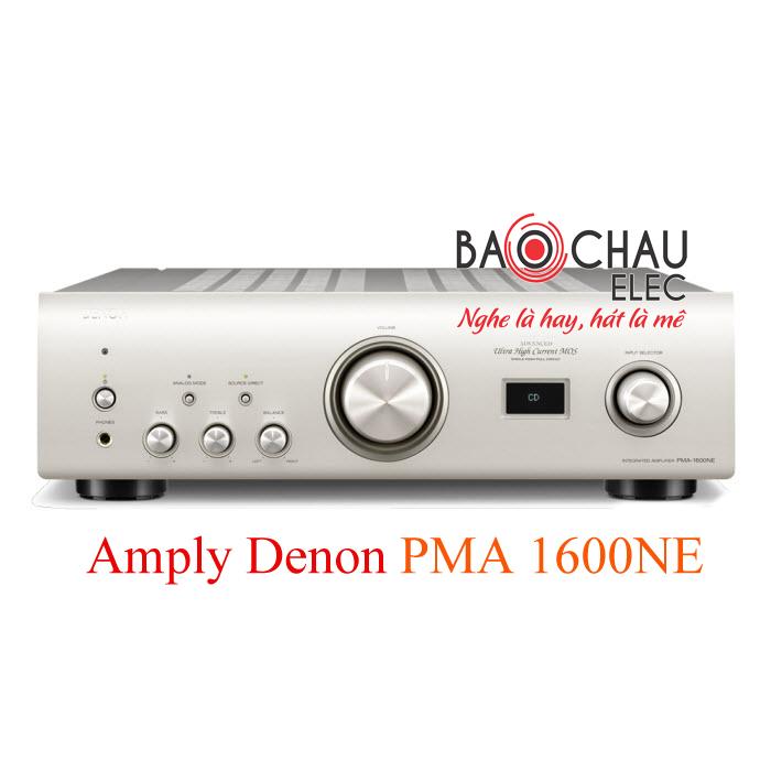 Amply Denon PMA 1600NE