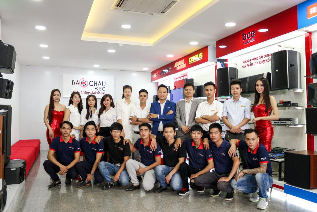 Bảo Châu Elec HCM - địa chỉ phân phối thiết bị âm thanh chính hãng, chất lượng với giá thành phải chăng tại TP. Hồ Chí Minh