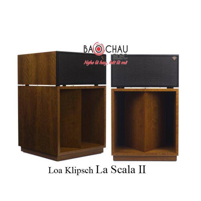 loa klipsch la scala ii loa nghe nh c cao c p c a klipsch. Black Bedroom Furniture Sets. Home Design Ideas