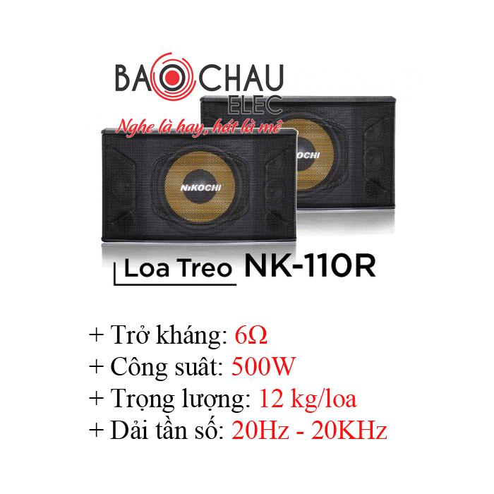 Loa Karaoke Nikochi 110R