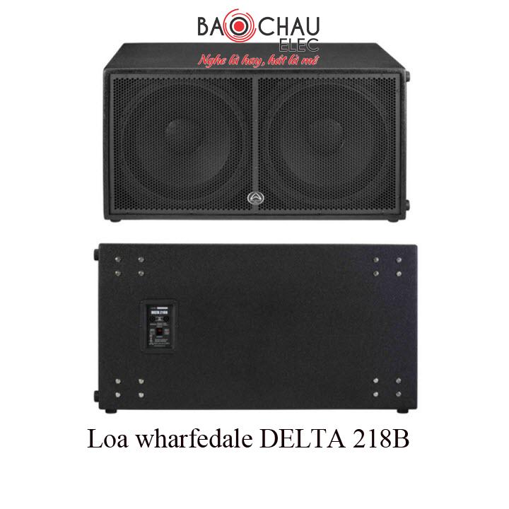Loa wharfedale DELTA 218B
