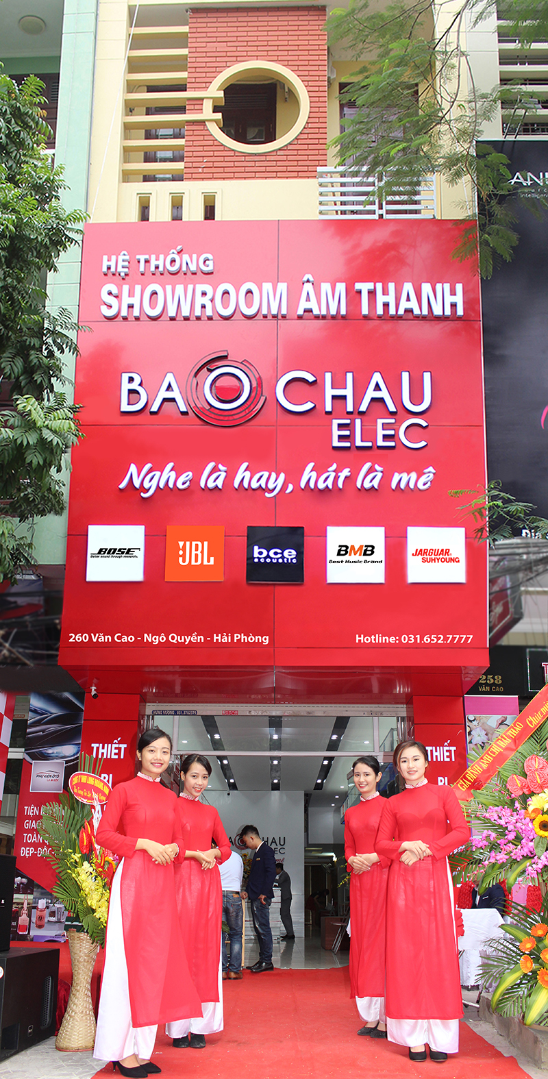 Showroom Haiphong