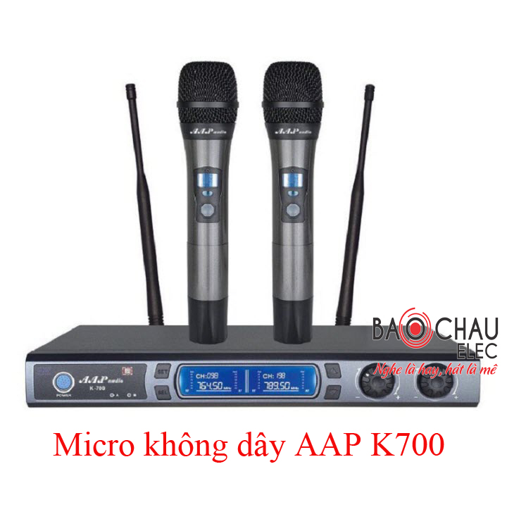 aap-audio-k-700