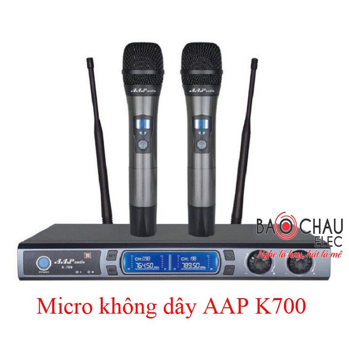 Micro AAP K700