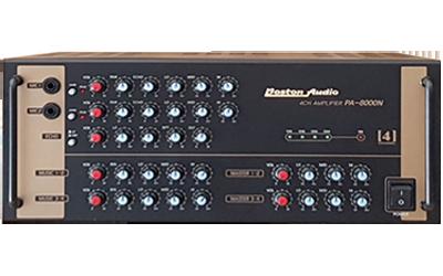 Ampli boston audio PA 8000N