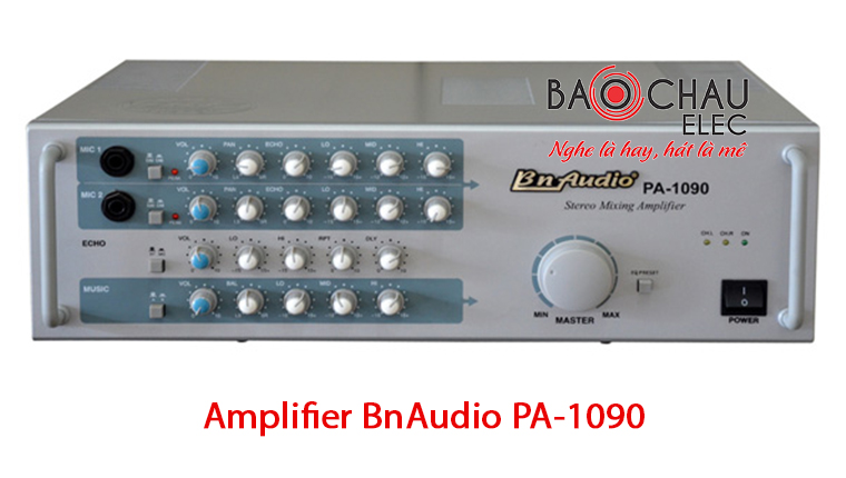 Amply Boston Audio PA-1090