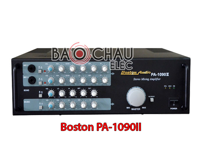 Ampli boston pa 1090 ii