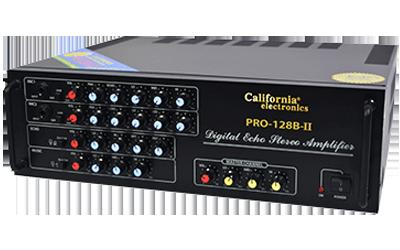 Amply karaoke California PRO 128B II