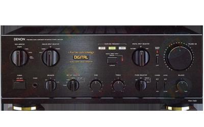 Amply Denon 780D