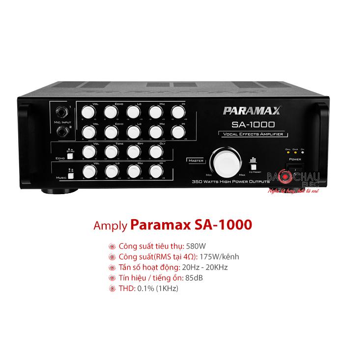 amply-paramax-sa-1000