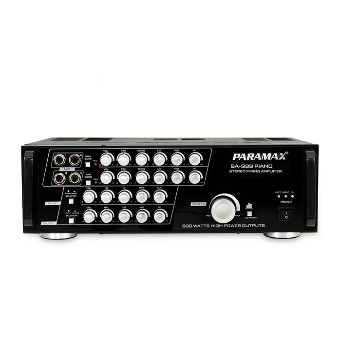 Amply Paramax SA-999 Piano New 2018