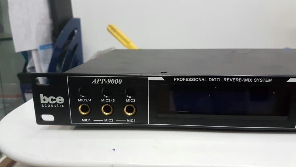 Mixer BCE APP 9000 bán chạy nhất năm 2017