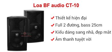 Loa BF CT-10
