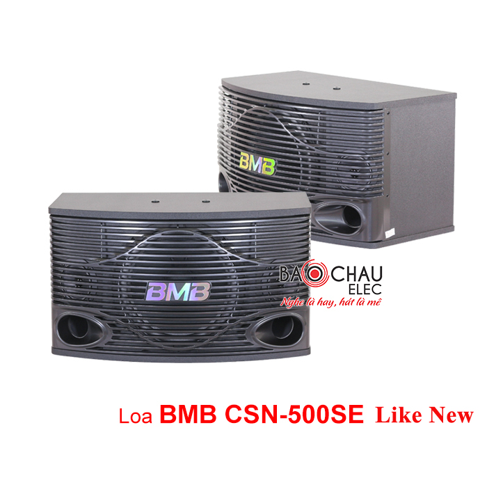 bmb csn 500se like new
