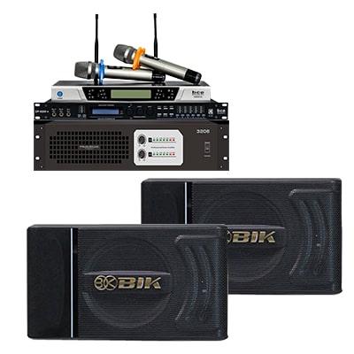 Dàn karaoke gia đình BC-T12GD