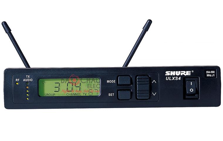 Micro Shure ULXS24/58 lọc âm tốt, chống hú