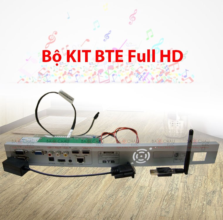 Bộ KIT BTE Full HD