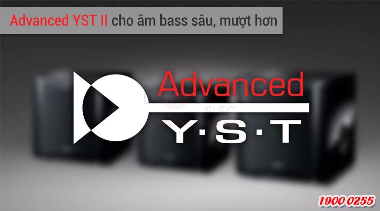 Loa sub Yamaha NS-SW300 công nghệ xử lý âm thanh cao cấp mang đến âm trầm chất lượn