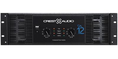 Công suất Crest-audio CA 12