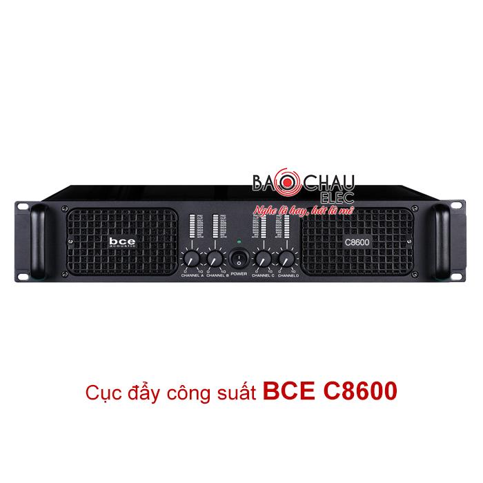 Cục đẩy BCE C8600