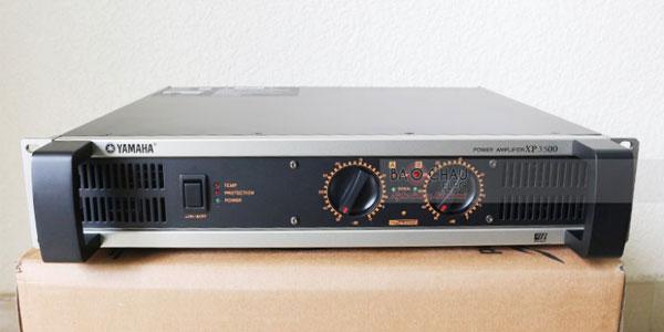 Cục đẩy công suất xp3500