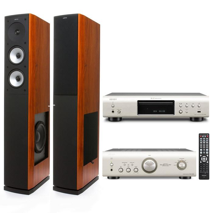Dàn nghe nhạc 2 kênh Stereo BC-NN01