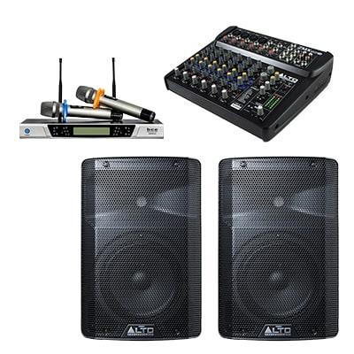 Dàn karaoke giá rẻ BC- ALTO 05