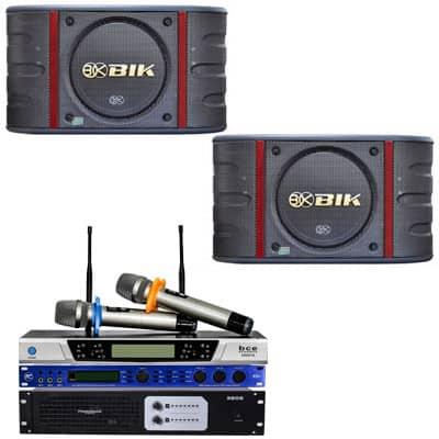 Dàn karaoke BC-BIK01