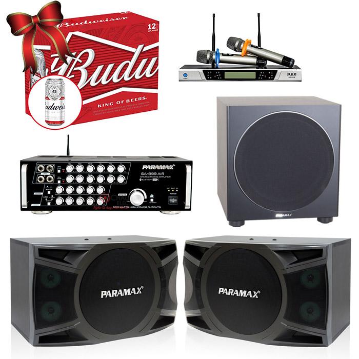Dàn karaoke Paramax BC-PRM06