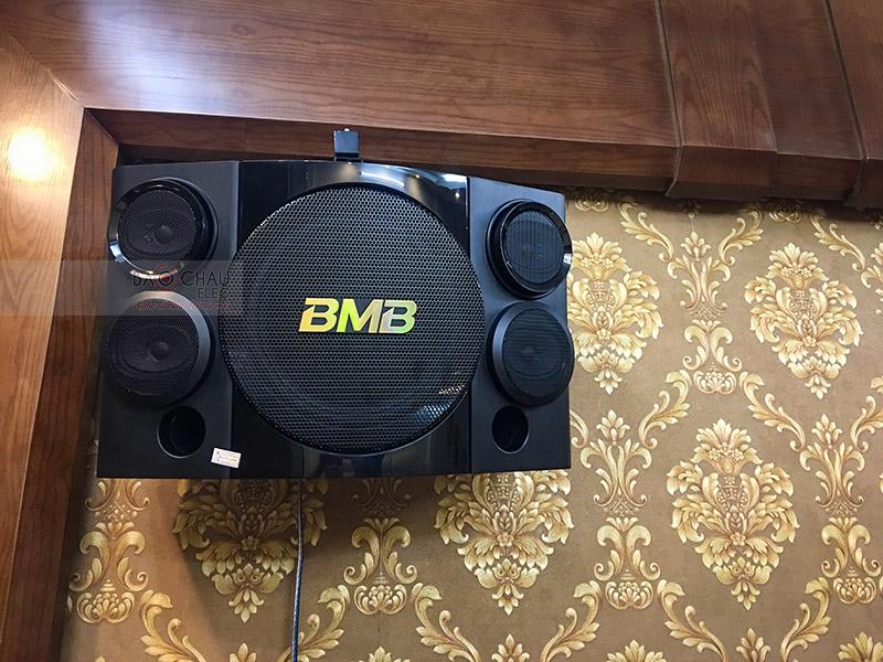 Dan karaoke gia dinh cao cap tai cho hang cu hai phong h1