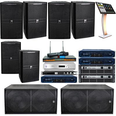 Dàn karaoke kinh doanh BC-07KD (40m2 VIP)