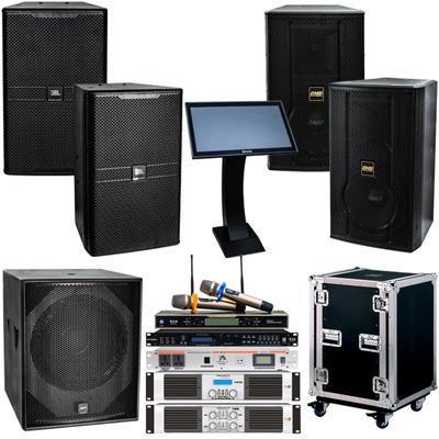 Dàn karaoke kinh doanh BC-24KD (25m2)