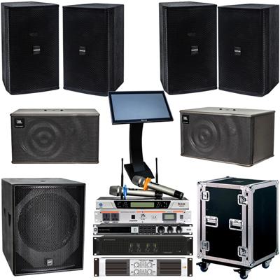Dàn karaoke kinh doanh BC-27KD (30m2)