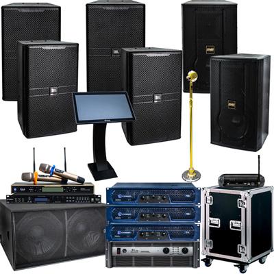 Dàn karaoke kinh doanh BC-30KD (40m2)
