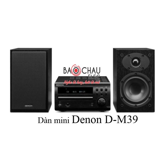 Dàn mini Denon D-M39