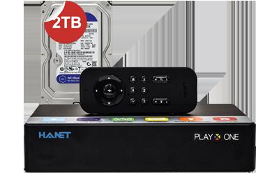 Đầu karaoke Hanet PlayX One 2T